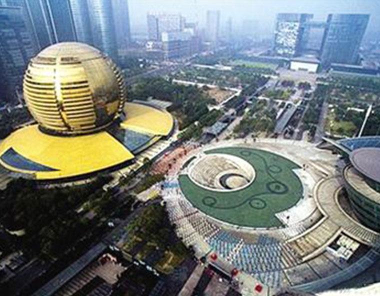 中國龍蝦城