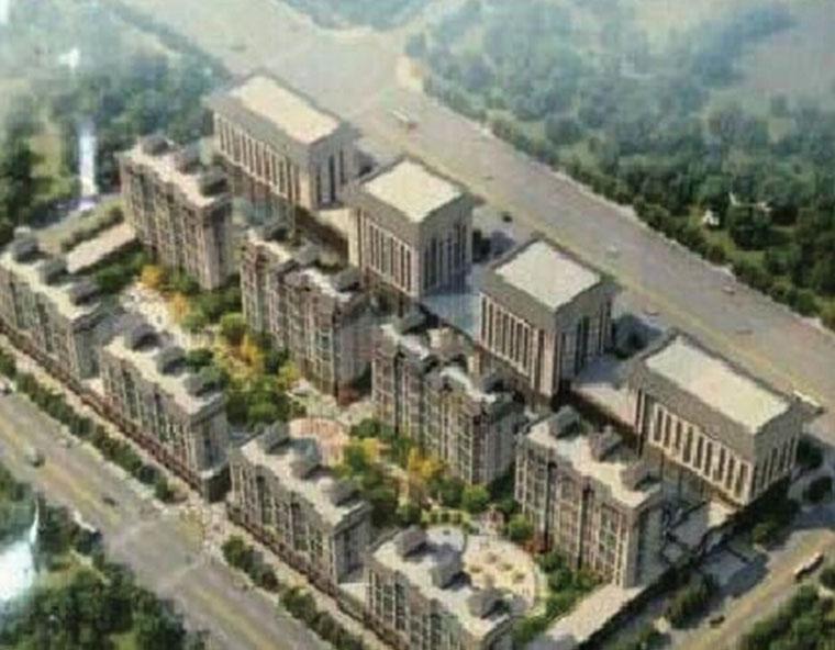 武威天景上海城