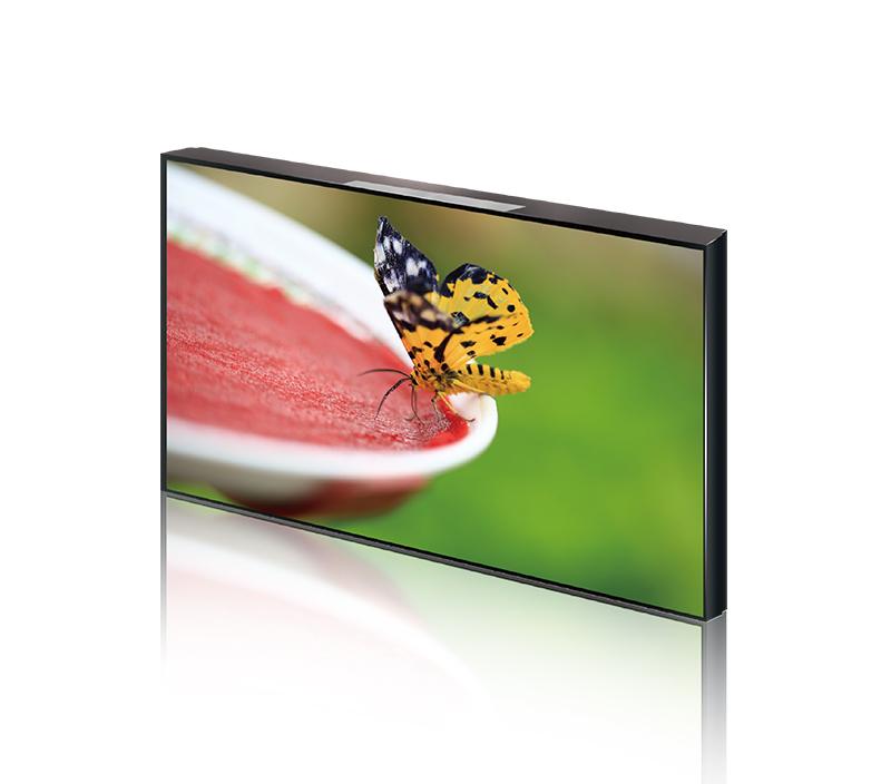 超窄边LCD拼接屏显示