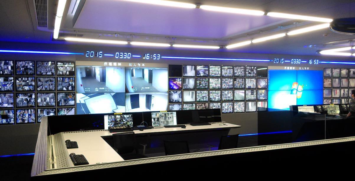德普视讯大屏拼接屏方案引 领商显主潮流