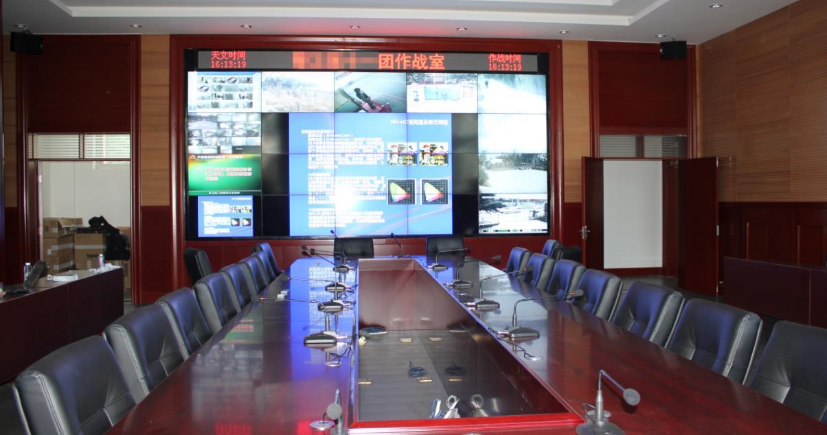 大多展厅都偏好使用LCD拼接屏 的原因