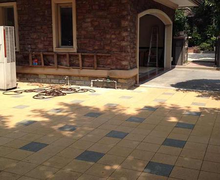 重庆生态陶瓷透水砖
