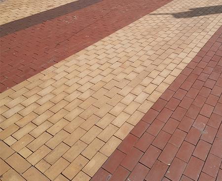 透水砖优劣评判的标准讲解