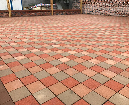 彩色陶土烧结砖