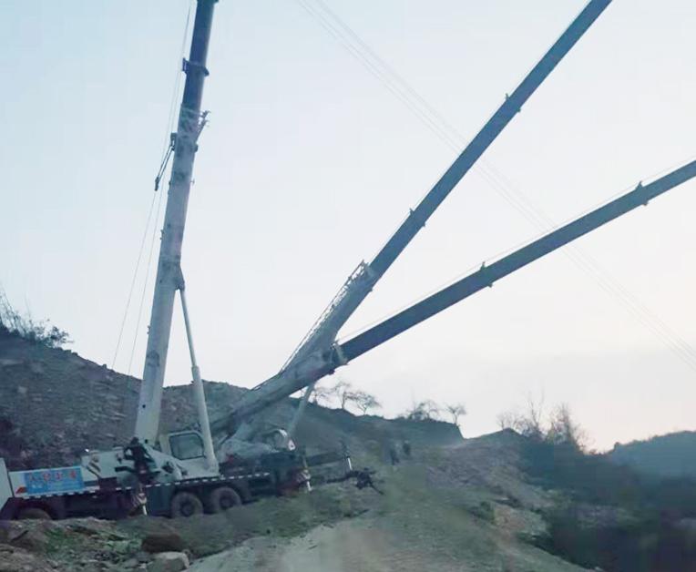 80吨吊车案例