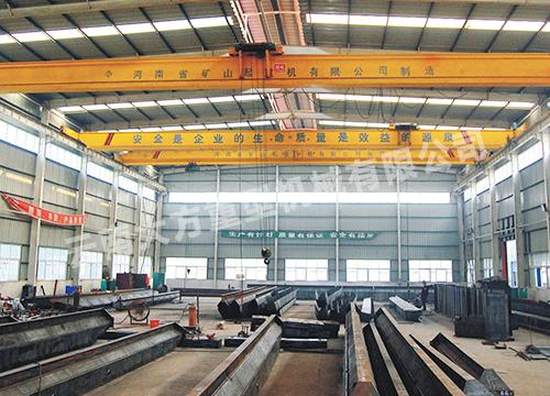 云南LDP型电动单梁起重厂家