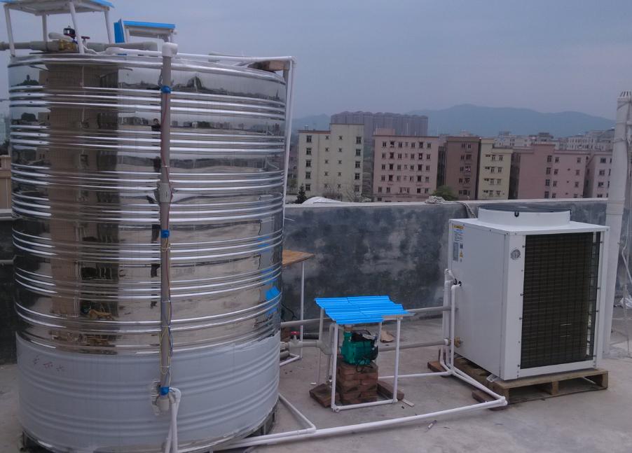最后再解释一次荆州空气能热水器工作原理,错过了就没有机会了哟! 作为自然界的表象,正如水由高处流向低处那样,热量也总是从高温区流向低温区。但大家可以发明机器,好像把水从低处晋升到高处而选用水泵那样,选用热泵可以把热量从低温抽吸到高温。所以热泵实质上是一种热量晋升设备,(空气能热水器)热泵的作用是从周围环境中汲取热量,并把它传递给被加热的目标(温度较高的物体),其作业原理与制冷机一样,都是依照逆卡诺循环作业的,所不一样的仅仅作业温度规模不一样。   热泵在作业时,它本身耗费一部分能量,把环境介质中储存的能量
