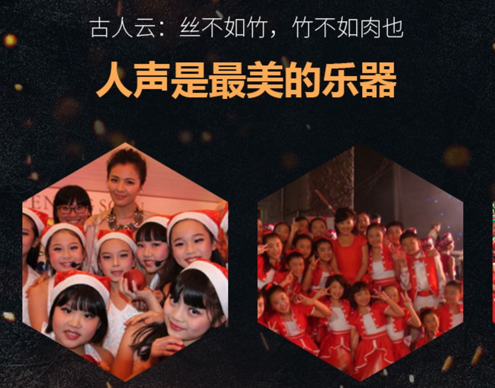 重庆声乐培训购买网站建设及推广