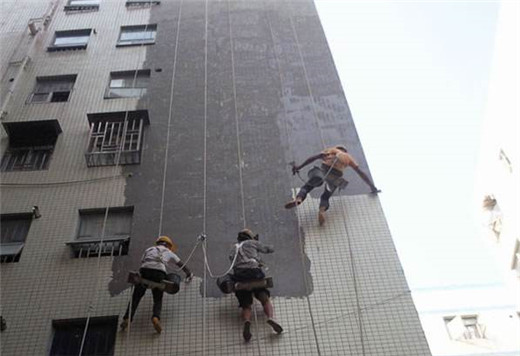 网站优化案例之重庆外墙清洗公司加入富海做网站推广