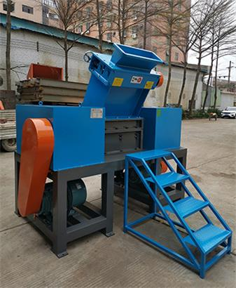 Gaberry double shaft shredder