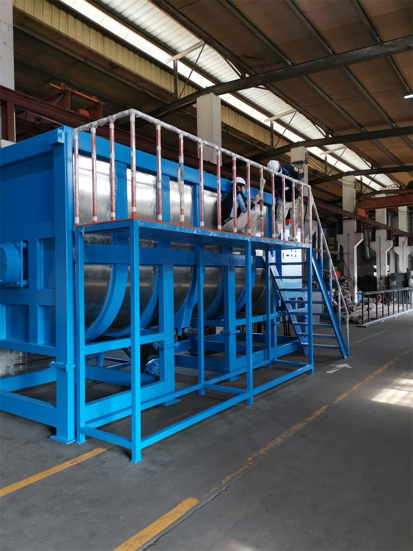 10吨大型卧式搅拌机