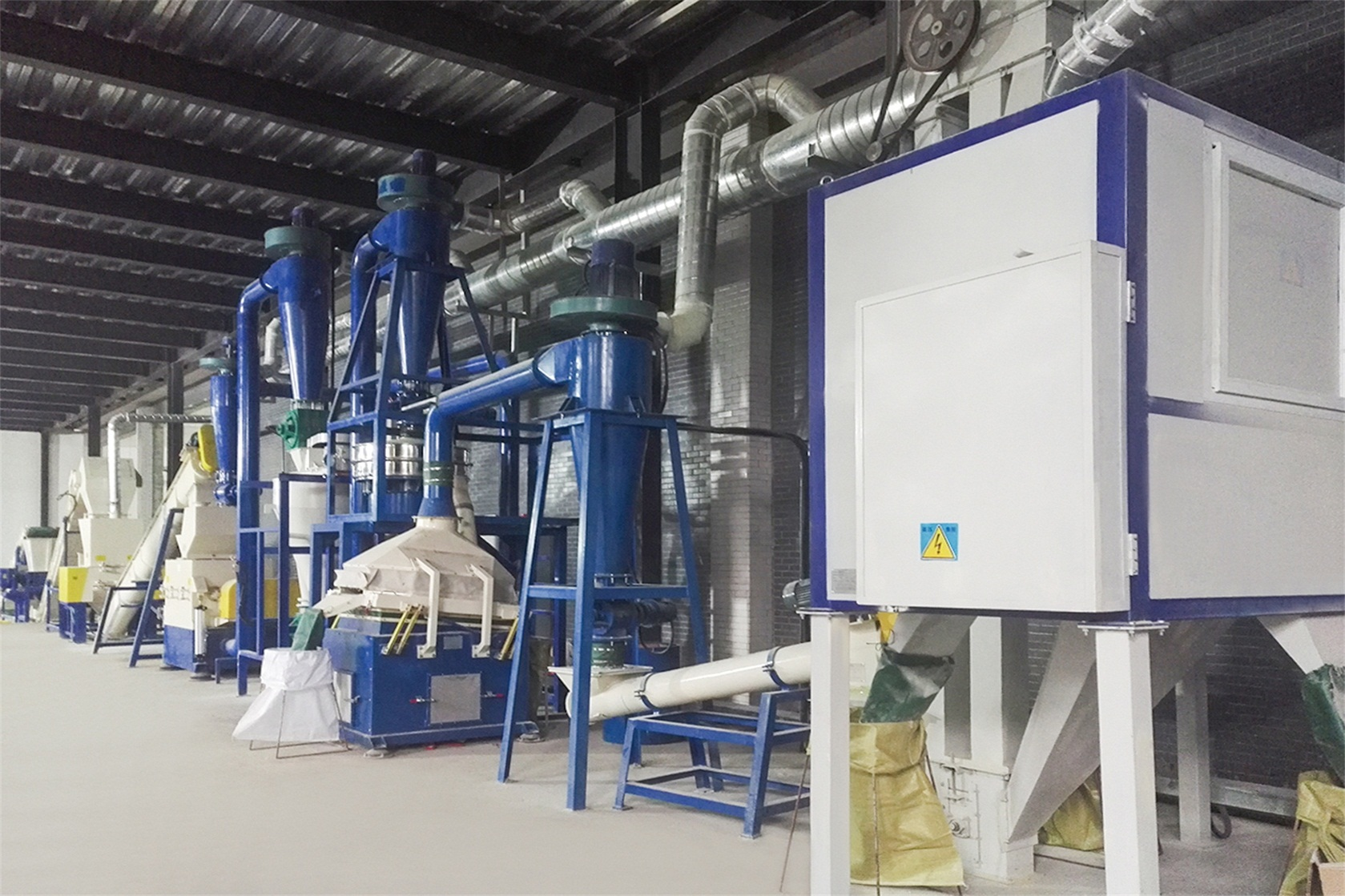 PCB circuit board recycling production line Waste