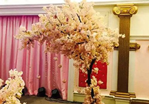 室外仿真樱花树景观