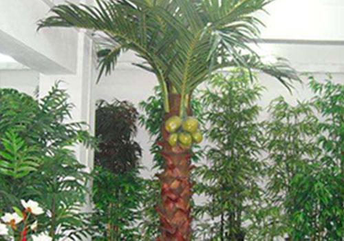 仿真棕榈树