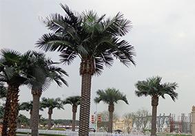 大型仿真海藻树