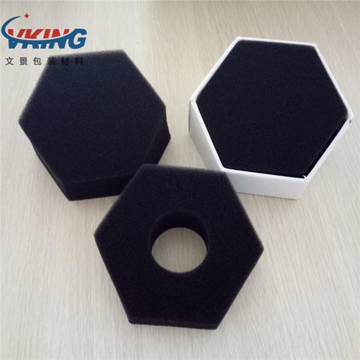 六边形海绵内盒