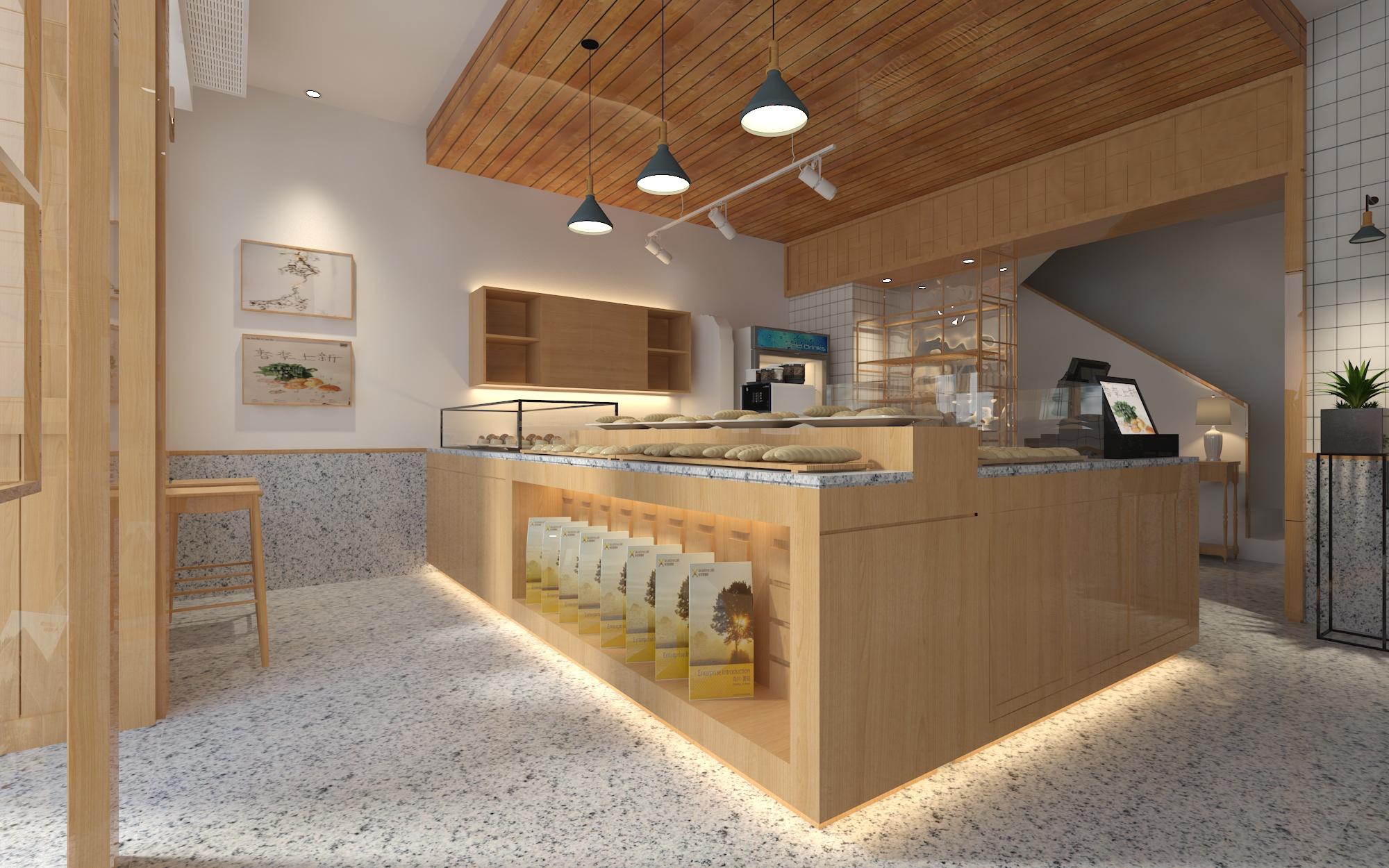 在常州开烘焙店摆放收银台对店铺经营有什么帮助