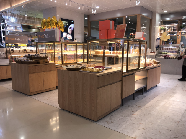 面包展柜的LED灯选择的时候需要考虑哪些因素
