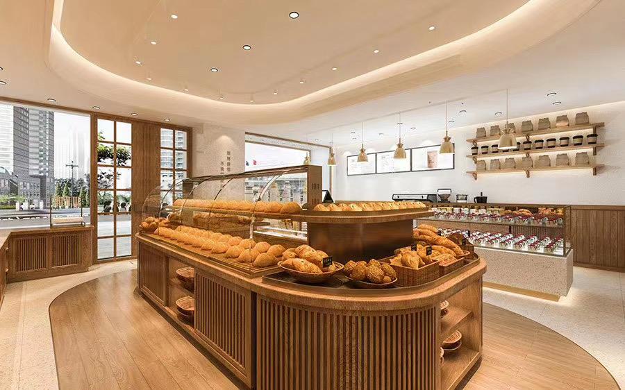 蛋糕展柜在客户店里安装的时候要考虑到什么细节
