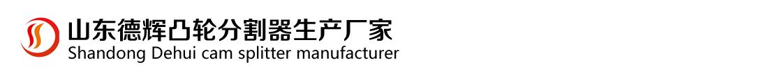 山东德辉凸轮分割器生产厂家
