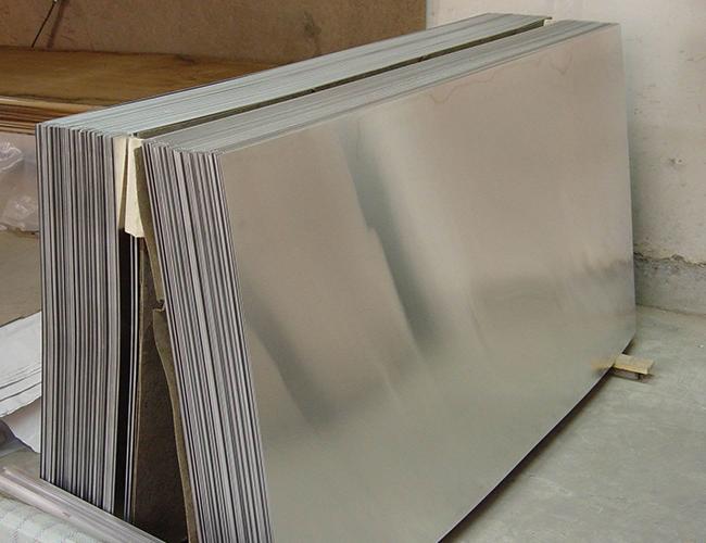 铝板激光切割