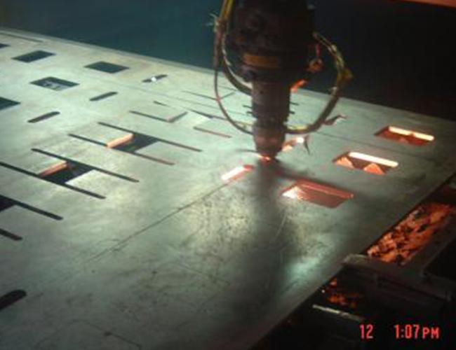 金属切割激光