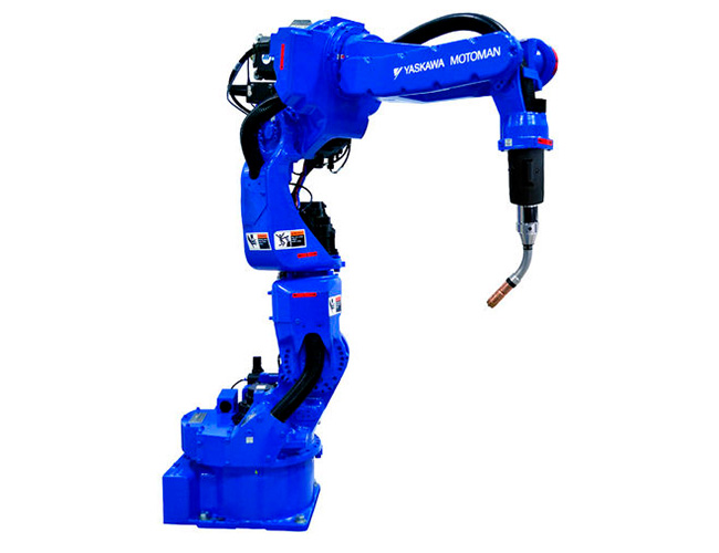 焊接工業機器人