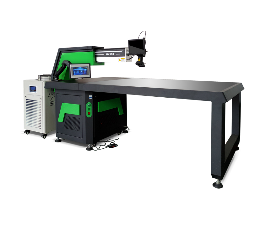 500W Laser Welding Machine