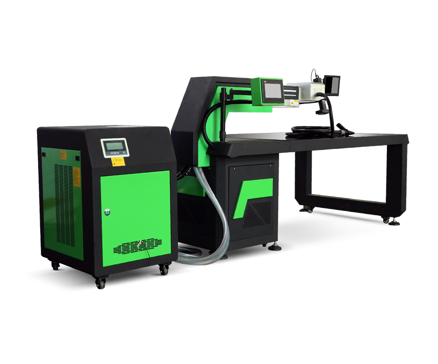 300W Handheld Laser Welding Machine