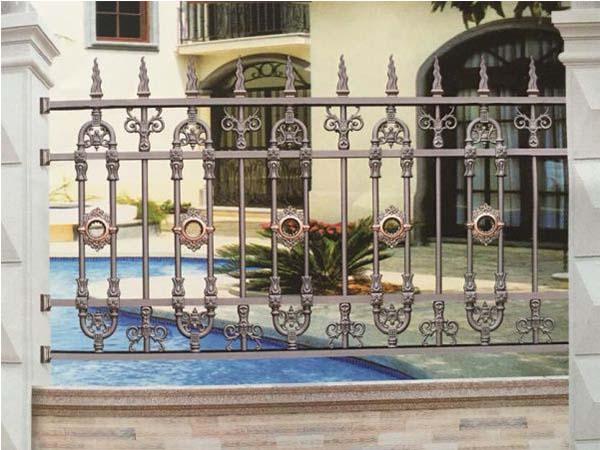 庭院鋁藝護欄