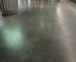 厂房水泥地面为什么要固化处理?