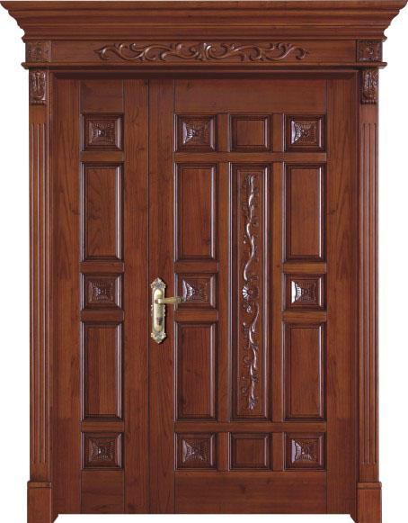 木门安装案例