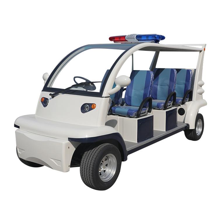 6座电动巡逻车