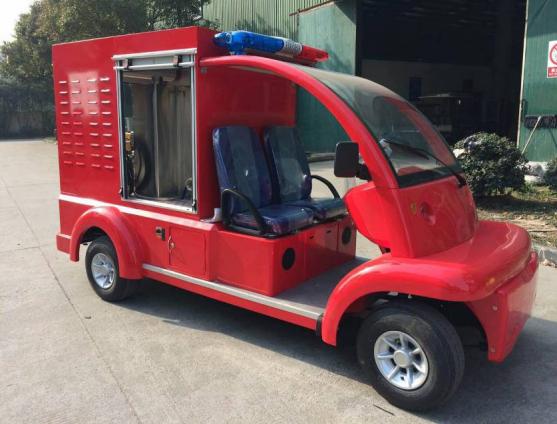 民用电动消防车