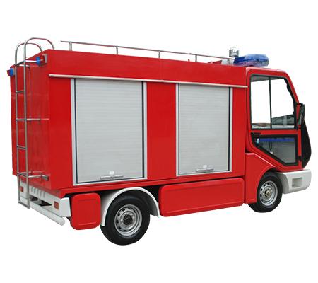 智能电动消防车