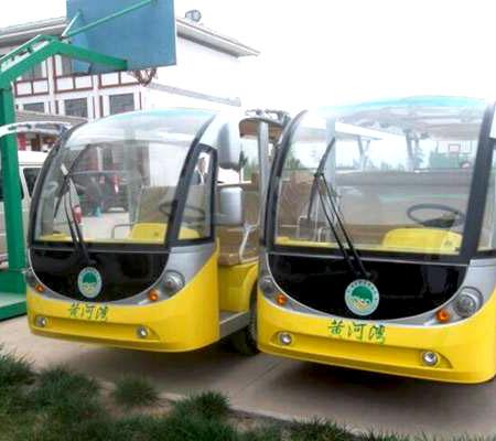 度假村电动观光车