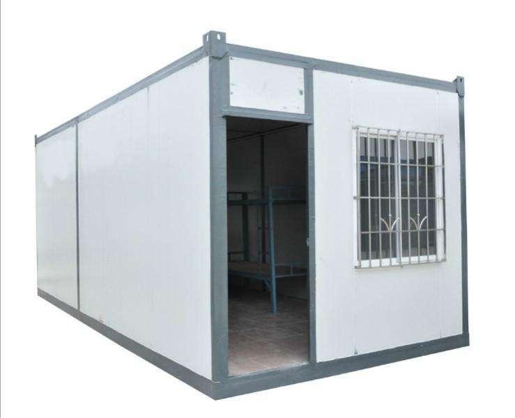移动集装箱房的规格与构建