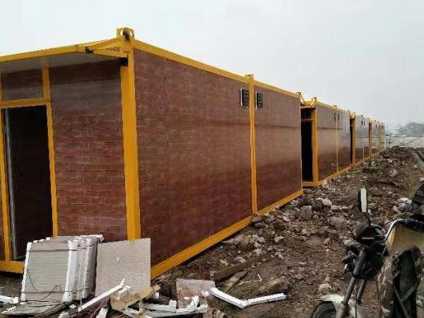 工地型集装箱房