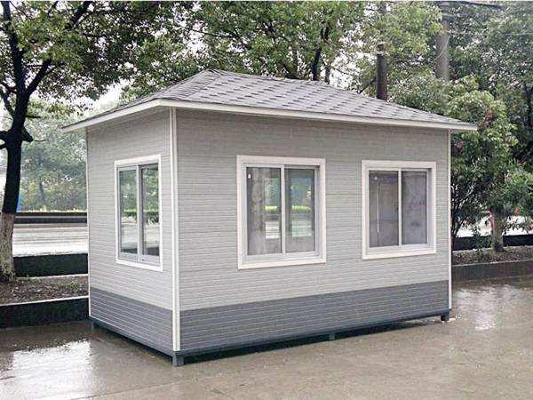 红河集装箱房有哪些优点