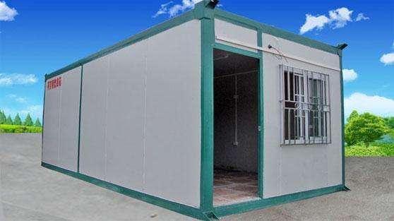 新型集装箱式活动房的特点