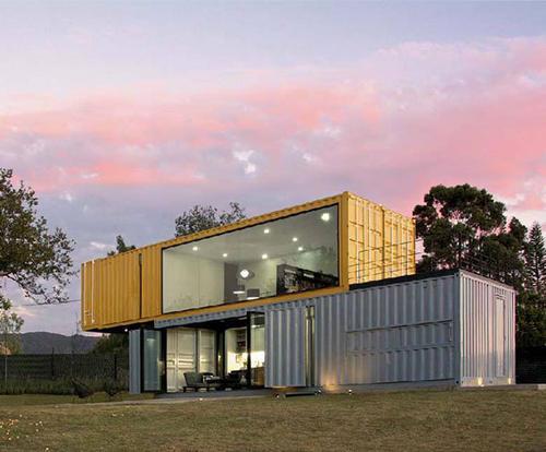 把集装箱改造成别墅,你需要懂哪些东西?