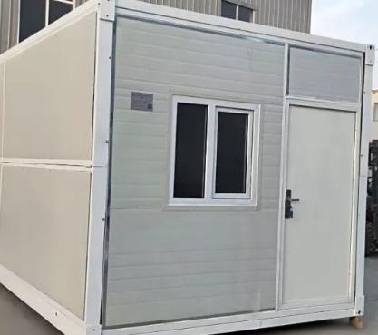 红河住人集装箱教你如何安装住人集装箱?