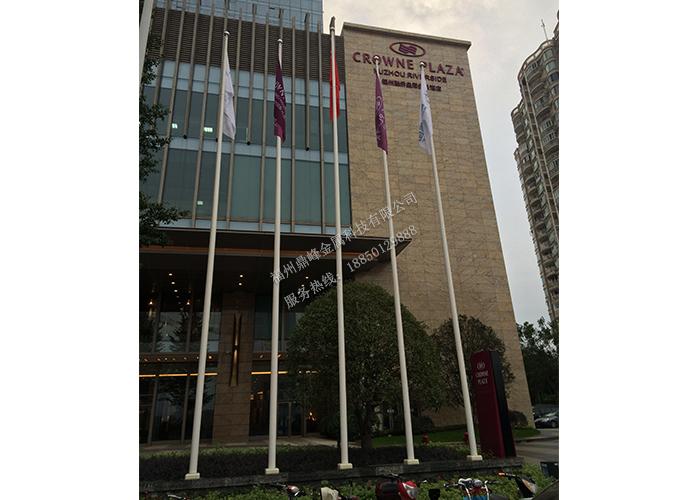 福州酒店不锈钢旗杆
