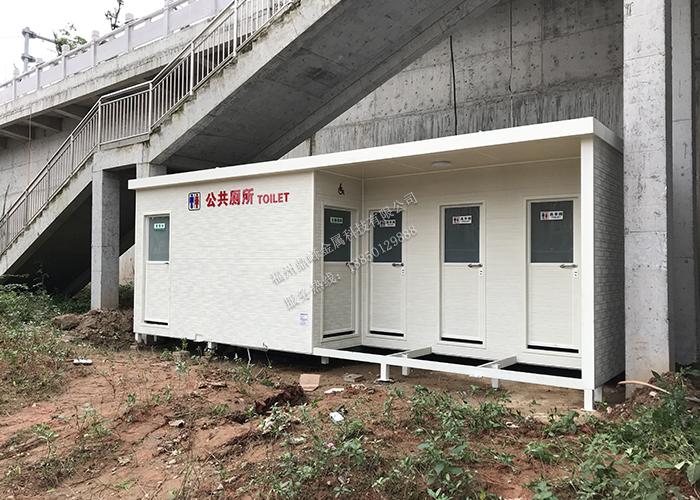 福建智能公厕
