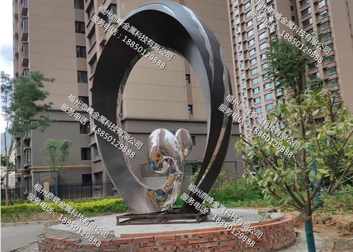福州不锈钢艺术雕塑