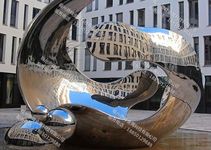 福州不锈钢校园雕塑