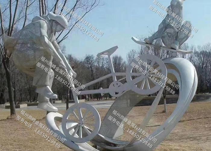 福州316不锈钢雕塑