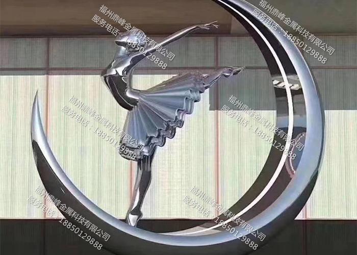 福州人物不锈钢雕塑