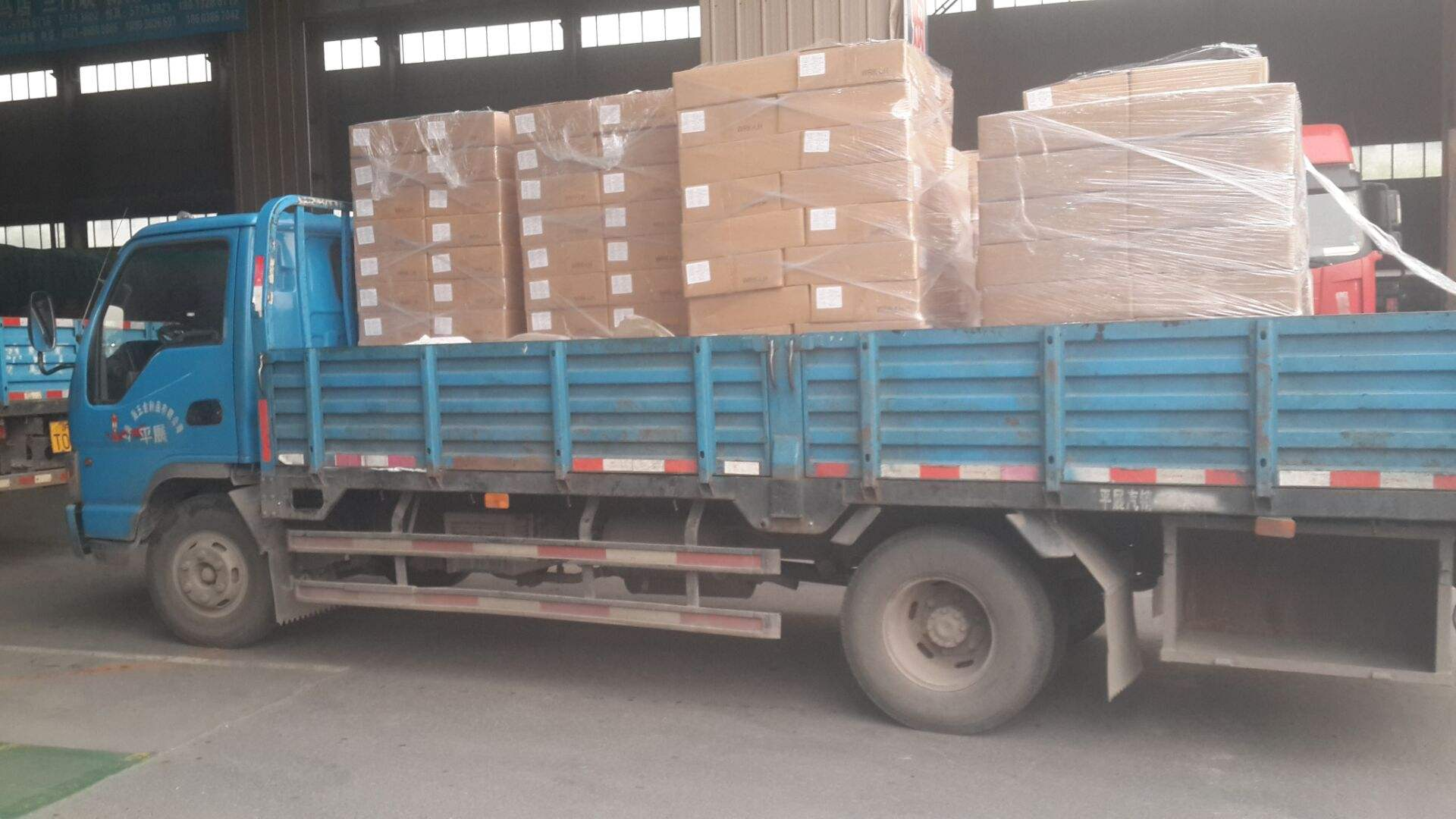 昆明货物运输公司