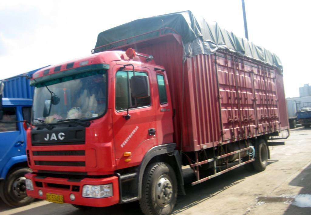 昆明货品运输